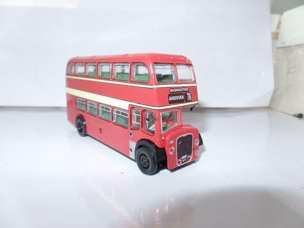 B T Models B113A 1/76 OO Bristol Lodekka Bus Wilts & Dorset Open Door Andover